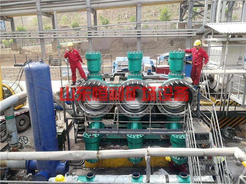 北京矿山输送用往复泵