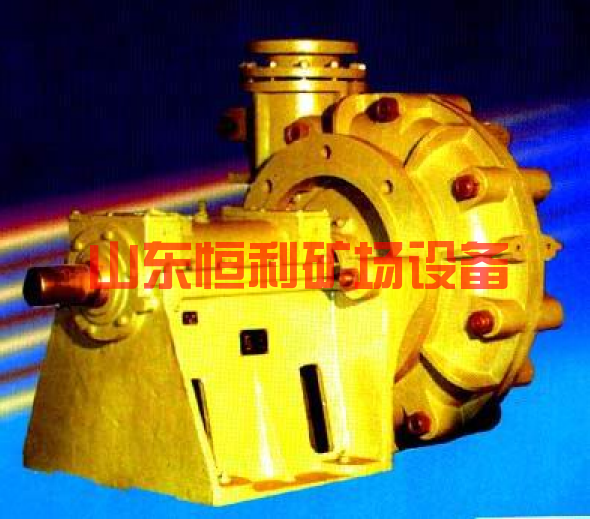 HLZB(P)型渣浆泵