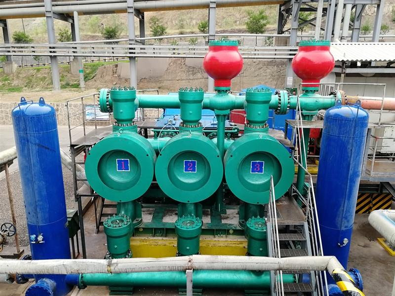 隔膜泵改造