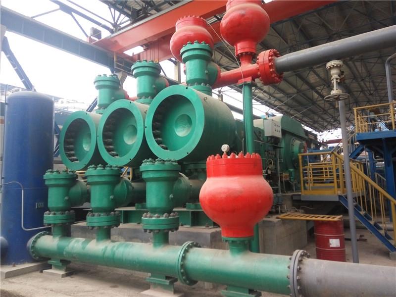 氧化铝输送用往复泵