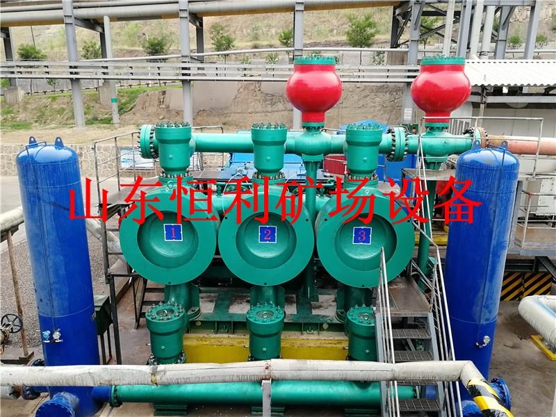 HDM580 9.5隔膜泵改造