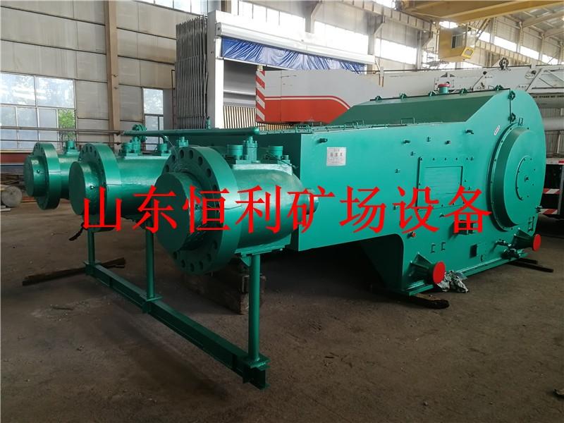 某矿业公司HDM600 9.5隔膜泵