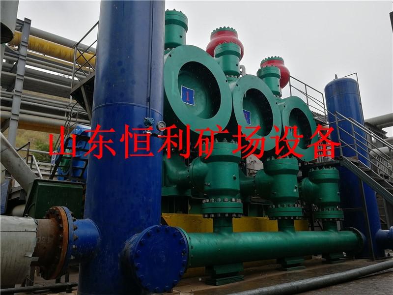 3509.5隔膜泵工作现场